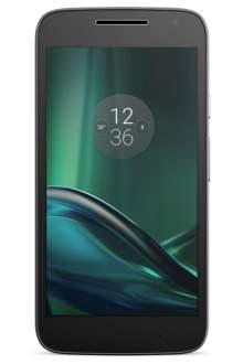 Smartphone Motorola Moto G 4 Play Dtv Preto por R$ 594