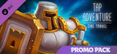 Key De steam DLC: Tap Adventures: Promo Pack DLC