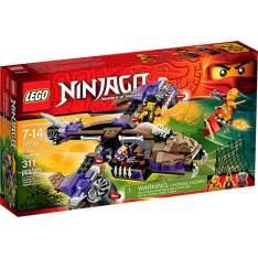 LEGO Ninjago - Ataque de Helicóptero Condrai - R$99,99