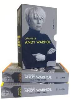 Box Diários de Andy Warhol por R$ 21,30