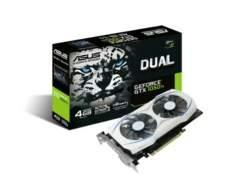 Placa de Vídeo Asus GeForce Gtx 1050 Ti 4Gb Ddr5 128 Bits - R$664