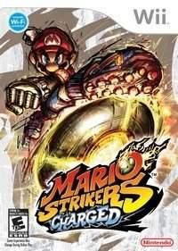 Super Mario Strikers Charged - Importado - Wii - R$27