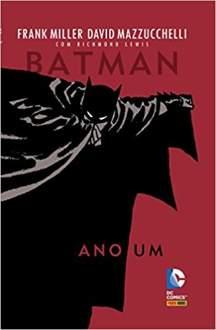 HQ Batman - Ano Um - Volume 1 - Frank Miller por R$ 24