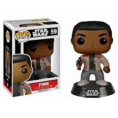Finn Funko POP! Star Wars The Force Awakens por R$ 59,90