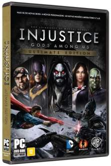 Injustice: Ultimate Edition - PC - Mídia Fisica - R$17,91