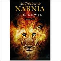 As Crônicas de Nárnia: Volume Único 752 paginas