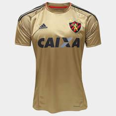 Camisa Adidas Sport Recife 2016 III S/Nº - Torcedor