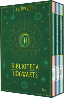 Box Biblioteca Hogwarts por R$ 54,90