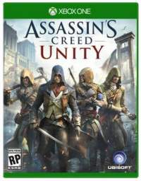 Assassins Creed Unity - Xbox One - US$2,29