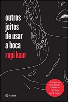 Livro Outros Jeitos de Usar a Boca - R$14,90
