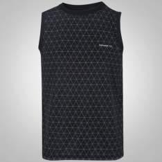 Camiseta Regata Power Fit Dry Triângulo - Masculina - R$30