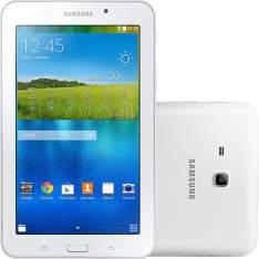 "Tablet Samsung Galaxy Tab E T113 8GB Wi-Fi Tela 7""  por R$ 427"