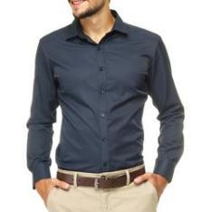 Camisa Social Broken Rules Slim - R$50