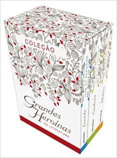 Grandes Heroínas Da Literatura (Português) R$19