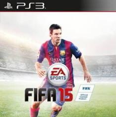 Fifa 15 - PS3 - R$ 10
