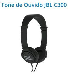 Fone de ouvido JBL C300 por R$ 59,90