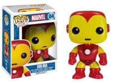 Iron Man Clássico Marvel Funko POP! por R$59,90