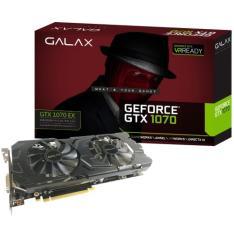 Galax GeForce GTX 1070 EX 8GB GDDR5 - R$1.544
