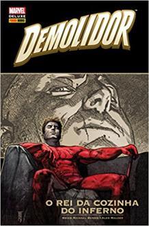 HQ Deluxe Demolidor: O Rei da Cozinha do Inferno por R$39,90