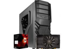 PC Gamer FX 6300 RX 460 - R$1.849