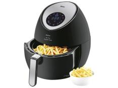Fritadeira Elétrica Air Fryer/Sem Óleo Philco - Digital Inox 3,2L Timer - R$315