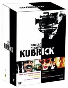 DVD Coleção Stanley Kubrick - 8 Discos