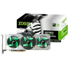 Placa de Vídeo VGA ZOGIS GEFORCE GTX 1070 8GB, DDR5 - ZO1070-8GD5SC - R$1.700