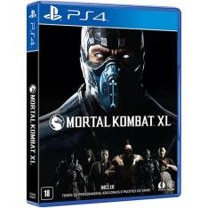 Game Mortal Kombat XL - PS4 - R$ 80