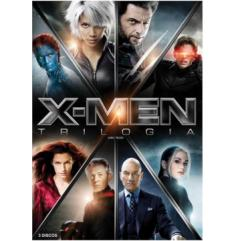 X-men Trilogia (DVD) - R$26,90