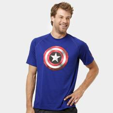Camiseta Under Armour Captain America 2.0 R$42
