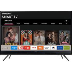 "Smart TV LED 55"" Samsung 55K5300 Full HD Wi-Fi 2 HDMI 1 USB Tizen Gamefly - R$ 2565"