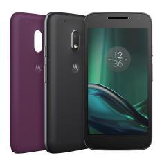 Motorola Moto G 4 Play Dtv Preto