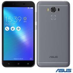 """[Fast Shop] Zenfone 3 Max Asus, com Tela de 5,5"""", 4G, 3GB RAM, 32 GB e Câmera de 16 MP (ZC553KL) R$745"""