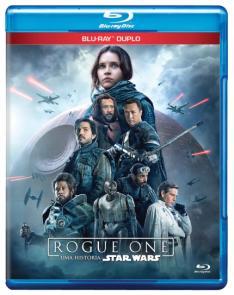 Rogue One - Uma História Star Wars - 2 Discos Blu-Ray + Brinde