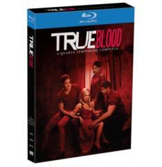 True Blood - 4ª Temporada (Blu-Ray) - R$39,90