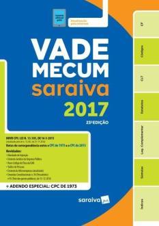 Vade Mecum Tradicional Saraiva 2017 - R$86,75 no Visa CheckOut