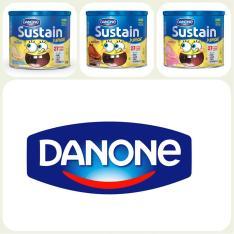 Suplemento Alimentar Sustain Jr (Baunilha, Morango e Chocolate) por R$ 13
