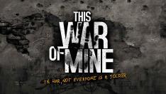 This war of mine - R$7,40