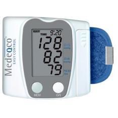 Medidor Digital de Pressão Arterial de Pulso - Medeqco por R$ 40