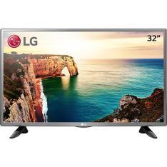 "Smart TV LED 32"" LG 32LJ600B HD com Conversor Digital Wi-Fi  por R$ 1052"