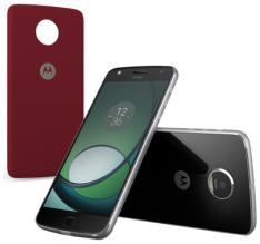 Smartphone Motorola Moto Z Play Preto Tela 5.5 16Mp Dualchip 32Gb - R$ 1111