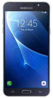 """Samsung Galaxy J7 Metal Dual Chip Preto 4G Tela 5.5"""" Android 6.0 Câmera 13Mp 16Gb - R$693"""