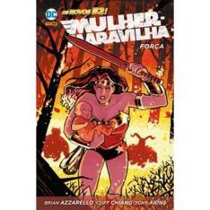 MULHER MARAVILHA: FORÇA - R$19,14