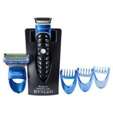 Aparelho de Barbear Gillette ProGlide Styler 3 em 1, com Função Aparar, Barbear e Desenhar. - Por R$ 59,90