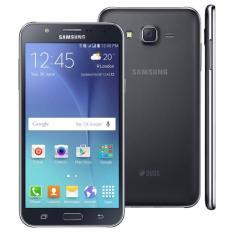 "Smartphone Samsung Galaxy J7 Duos 5.5"", 4G, Câmera 13MP, Android 5.1 - R$699"