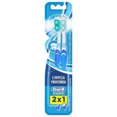Escova Dental Oral B 40 Complete - Leve 2 Pague 1 R$ 9