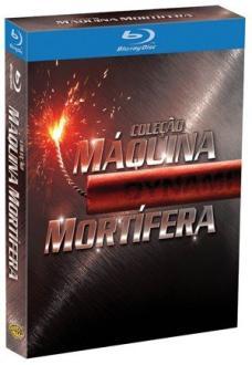 Blu-Ray Coleção Coleção Máquina Mortífera - R$54