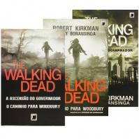 The Walking Dead - Caixa (2 livros) - R$16