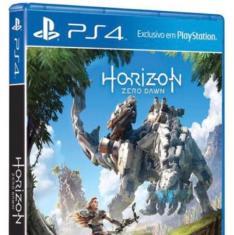 Horizon Zero Dawn PS4 @ Walmart - R$155