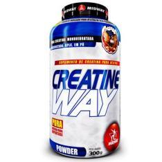 Creatine Way 300 G - Midway - R$ 29,90